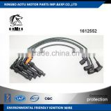 High voltage silicone Ignition wire set, ignition cable kit, spark plug wire 1612552 for OPEL                                                                         Quality Choice