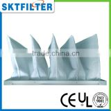 factory direct sell hvac bag filters media