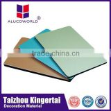 Alucoworld nanotechnology products acp panel facade made in china