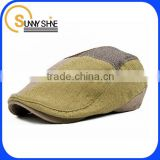 Sunny Shine custom wholesale cheap fashion army beret cap