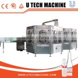 Hot sale fully automatic mineral small water bottling machine / filling bottle equipment in china