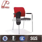 Chair With Armrest, Stackable University Chair Reading Chair,Chair With Writing pad DU-013C