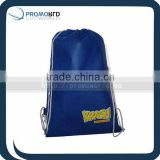 Non woven cheap drawstring bag PP non woven backpack bag Promotion drawstring bag
