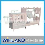 Multi-Function Baby Doll Furniture Cribs Play