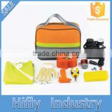 HF-NT403 Car Emergency Kit Outdoor Emergency tool Car Repair Safety tools kits (CE certificates)