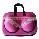Garment bags eva bra case for travel Lingerie packing bags
