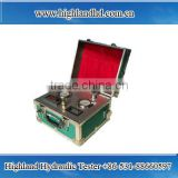 hydraulic system flow/ pressure/temperature measurement MYHT-1-4portable hydraulic tester