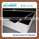 Formwork plywood 12/15/18/21mm film faced plywood panel wood concrete plywood shuttering board