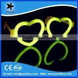 Party favor 5*200mm glow stick glasses light in the dark