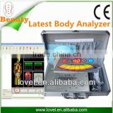Software Update Free 3rd-generation Touch Screen Quantum Resonance Magnetic Analyzer                                                                         Quality Choice