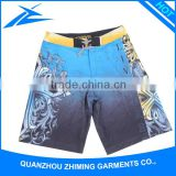 China Top Quality Custom Pattern Boys Swim Briefs Fabric Swim Shorts Children Swim Trunks