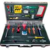 Fiber Optic Connector Termination Test Tool Kits Splice tool kits