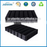 Antistatic plastic ESD corrugated box for electronics board,custom corrugated decorative antistatic cardboard box