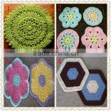 all kinds of beautiful handmade crochet clean cloth for sale