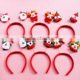 Creative Multi Design Christmas Decoration Felt Xmas Headband
