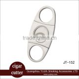 Guangzhou yujia custom logo cigar cutter cohiba cigar cutter wholesale have good box to pack