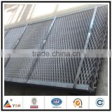 Construction expanded metal mesh machine