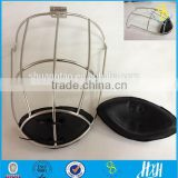 Stainless steel face mask, guardrail meal face mask, protective sport mask