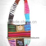 107 Cotton Bag Supplier Handbags hippy bag bolsa de Hippy Boho Bag