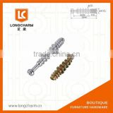 furniture joint connector bolts M6 hanger bolt connector bolts for furniture from Guangzhou Hardware
