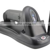 wireless barcode scanner, Laser Scanner Reader Handheld Long Distance Induction Charger factory price
