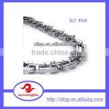 Excellent Byzantine Box chain silver Necklace Chain wholesales