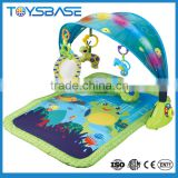 Baby musical activity baby play gym mat baby play mat