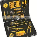 60pcs Househand Tool Set with combination,pliers,wrenches,screwdrivers