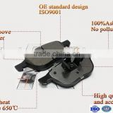 Top Quality Brake Pad D1060 34216770252 for BMW E60 Auto Parts