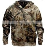 mens winter combat hunting clothing camouflage hoodies / fishing hoody