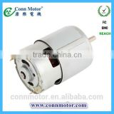 Practical top sell 12v dc motor for robot