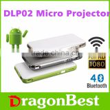 LED Smart Mini projector will be better than others android4.4 LED Mini projector bluetooth 4.0