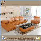 Customize executive living room sofa / purple color leather sofa / arabic living room sofas