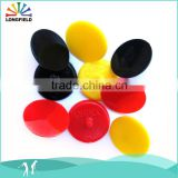 chinese custom print plastic golf ball tee line marker