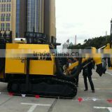 KT7 open-air DTH downhole drill rig mainly used in the project of stonework and the open-pit mine drilling