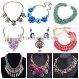 Women gift plastic necklace fashion jewerly