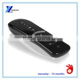 2016 new Fashion Gyroscope Mini remote control Fly Air Mouse T2 2.4G Remote Sensing Air Mouse for tv box cs918 i68 z4 m8s mxq