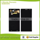 Packing Well Brand New Replacement touch digitizer with frame for Nokia Lumia 730 lcd screen display