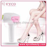 EYCO IPL hair removal machine 2016 new product laser hair removal machine for home use laser hair treatment cost