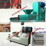 Rice Peanut Hull Powder Briquetting Machine|Coal Briquetter Former Mechanism|Wood Charcoal Sticks Forming Machinery