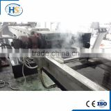 Biodegradable PP/PE/PS + Starch Twin Screw Granulation Line/Mini Lab Plastic Pellet Making Machine