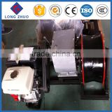 Excellent Service Fast Speed Petrol Diesel Engine Driven Winch For Cable Engineering Use