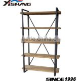 2016 newest wooden shoe rack cabinet wood display shelf