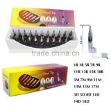 Top Quality Stainless Tattoo Tip Kit