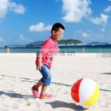 ICTI Approved SGS EN71 and 6P PVC Material Promotion Beach and Pool Toysinflatable christmas beach ball