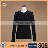 14GG crew neck cable 100% cashmere sweater