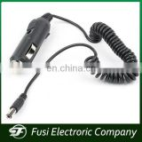 Car cigarette lighter power plug extension cord cable