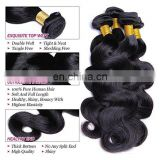 Wholesale Price Remy Virgin Brazilian Sew In Human Hair Extensions virgin brazilian hair 3 bundles