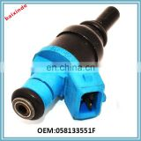Fuel injector In Diesel Engine OEM 058133551F Fuel Nozzles Diesel
