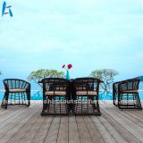 rattan outdoor dining furniture